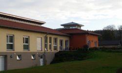 Steildach - Wohnheim Kloster Haina 2